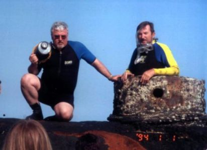 Jim And Joe On Panama Sub
