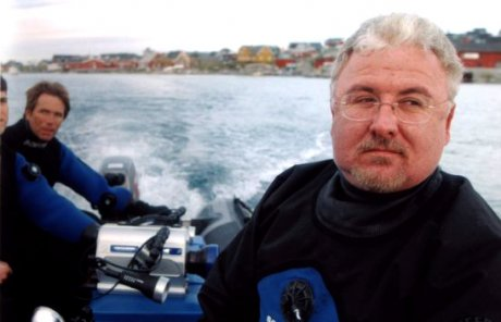Jim In Greenland