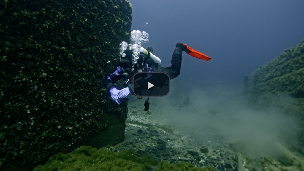 Video: Adventures of a Maritime Archaeologist, Courtesy Ocean Today - NOAA