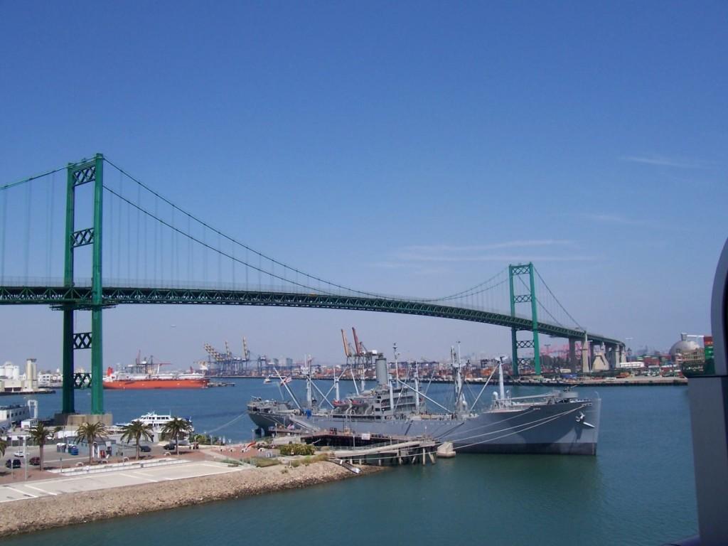 Lane Victory ship